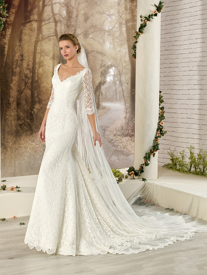 colección 2018 - vestidos de novia josefina novias, elegantes, de